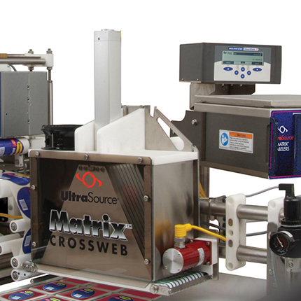 Labeling - Automated Crossweb Film, Box, In Line Top & Bottom Package Labeling Machines