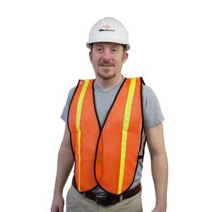Poly Mesh Safety Vest