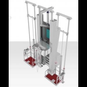CM-200 Dehiding machine