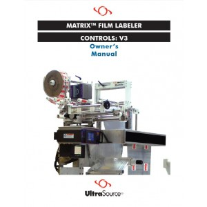 MATRIX™ FILM LABELER CONTROLS Owner's Manual