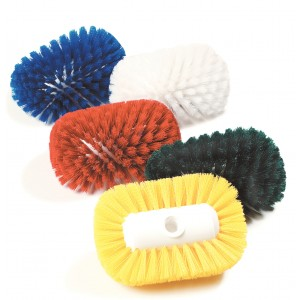 "Tank and Kettle Brushes - Sparta® Spectrum® Brushes 5-1/2"" x 9"""