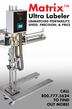 Matrix Ultra Labeler - Unmatched portability, speed, precision and price