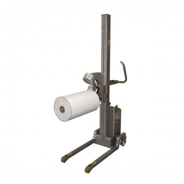 Ez Lift Rollstock Film Hoist Paper Roll Handling With