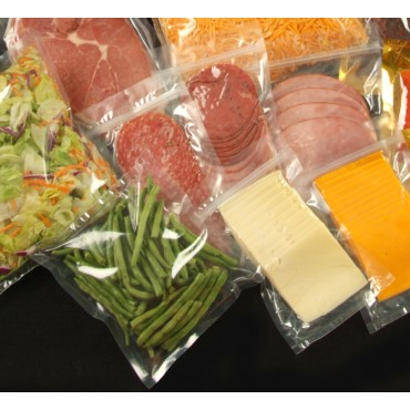 Ultravac Vacuum Packaging Machine Packaged Meat Cheese And Produce