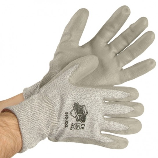 441125 Polyurethane Coated High Performance Gloves