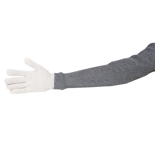443044, 443045 Gray Cut Resistant Sleeves