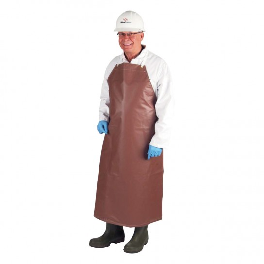 Hycar Aprons Available in Medium and Heavy Weights