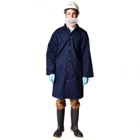 Color Smocks/Lab Coats-blue