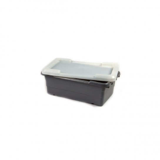 Lids for UltraTotes and other food bins