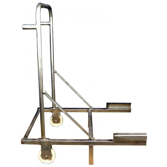 501070 V Edge Buggy Cart Washer Stand