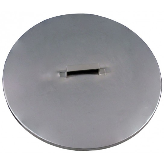 501072 Stainless Steel Lid for 55 Gallon Stainless Steel Drum