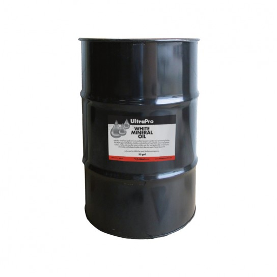 White Mineral Oil - 55 Gallon Drum Food Grade