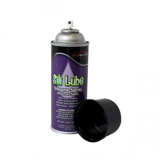 Sili Lube - Heavy Duty Silicone Lubricant Spray