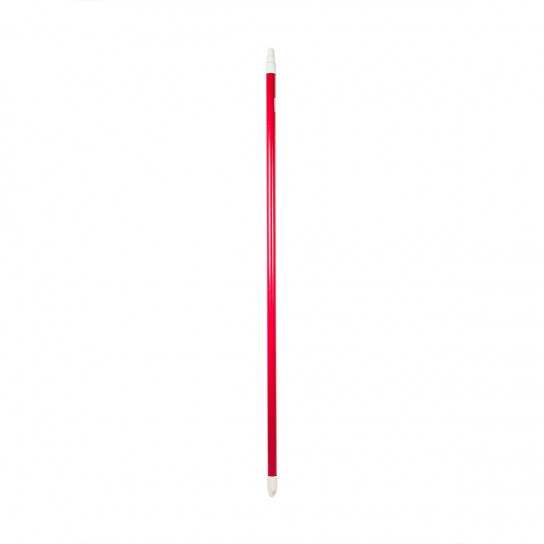 509280 Threaded fiberglass brush and broom handle 48""