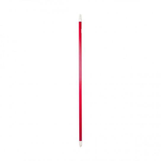 UltraSourc Threaded Fiberglass Brush//Broom Handle Red 48