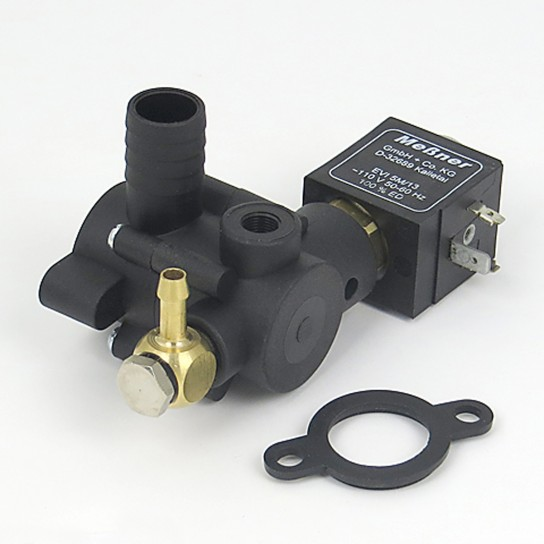 860987 Messner vacuum and vent valve for the tabletop vacuum packaging machines, the Ultravac 225 and 250.