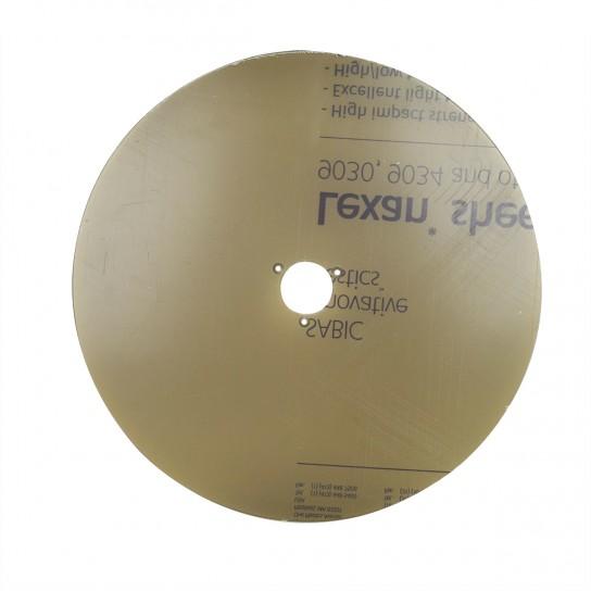 UNWIND LABEL ROLL DISC, 380MM