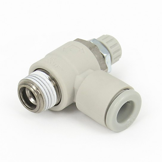 866566 Flow Control Fitting for the Matrix Express, Posi 200, and Matrix Crossweb Labelers
