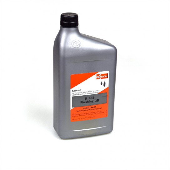 R568  SYNTHETIC FLUSHING OIL