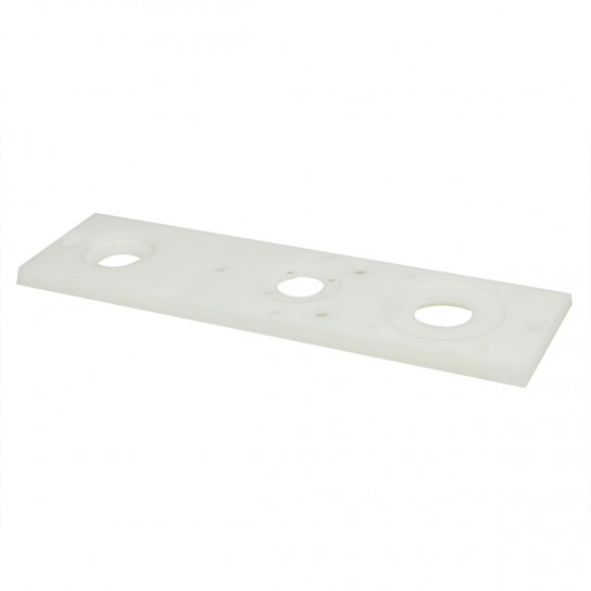 DRIVE HEAD FRONT PLATE