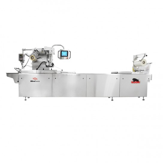 Bison Rollstock Packaging Machine - Horizontal Form Fill and Seal