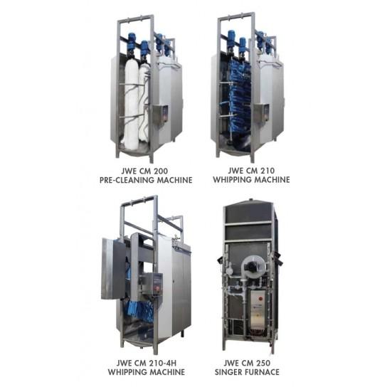 JWE CM Hog Cleaning Machines