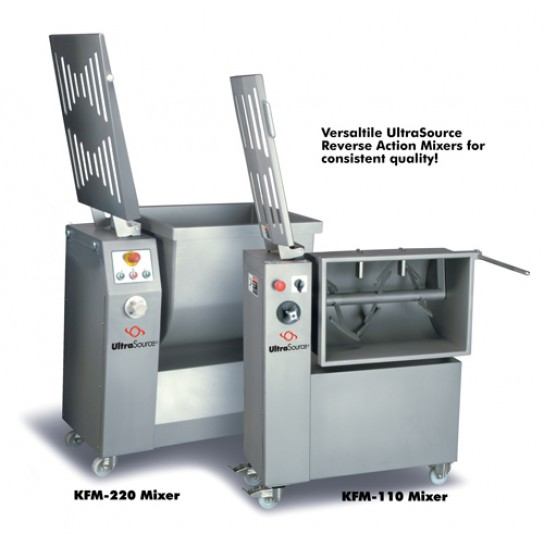 KFM 220 and 110 Reverse Action Fatosa Mixers from UltraSource