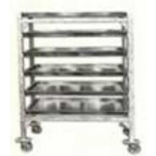 Offal Pan Truck and Rack EQ-000286