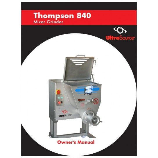 Mixer-Grinder Thompson 840