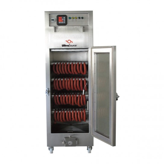Mauting UKM Junior Smokehouse - ideal size for small producers, test kitchens, and restaurants