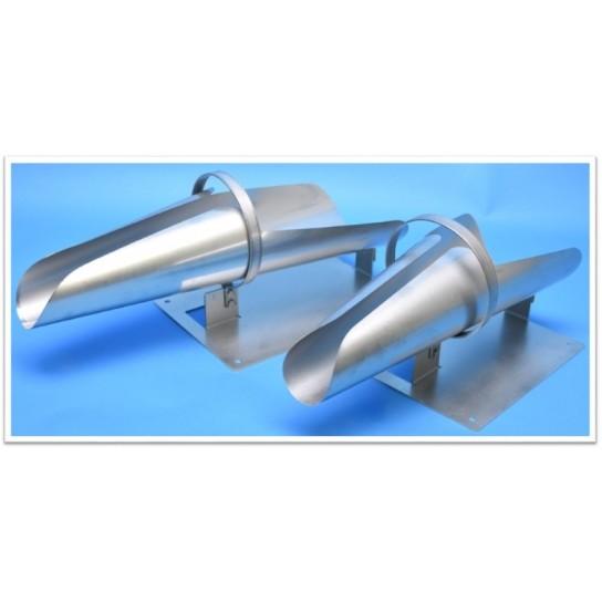 Stainless Steel Netting Horns