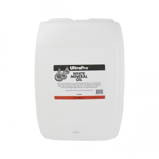 White Mineral Oil - 5 Gallon Jug