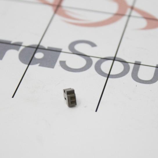 UltraSource Letter E - Steel- 12 Point Labeler Stamp 848019