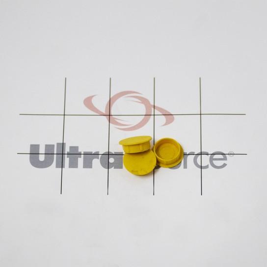 UltraSource Ultravac Yellow Pot Knob Caps for Vacuum Packaging Machines 860303