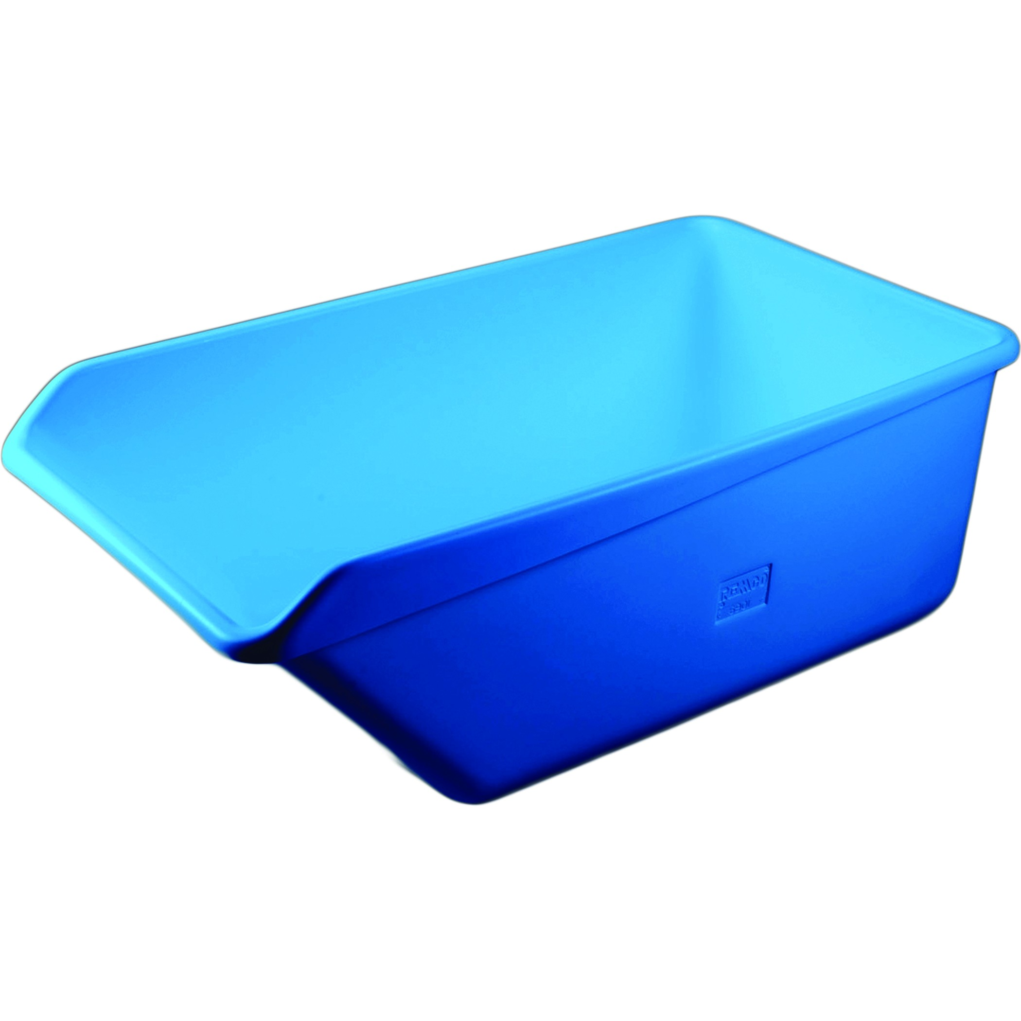 Premium Angled Dump Tubs With or Without Drains Available in White ...