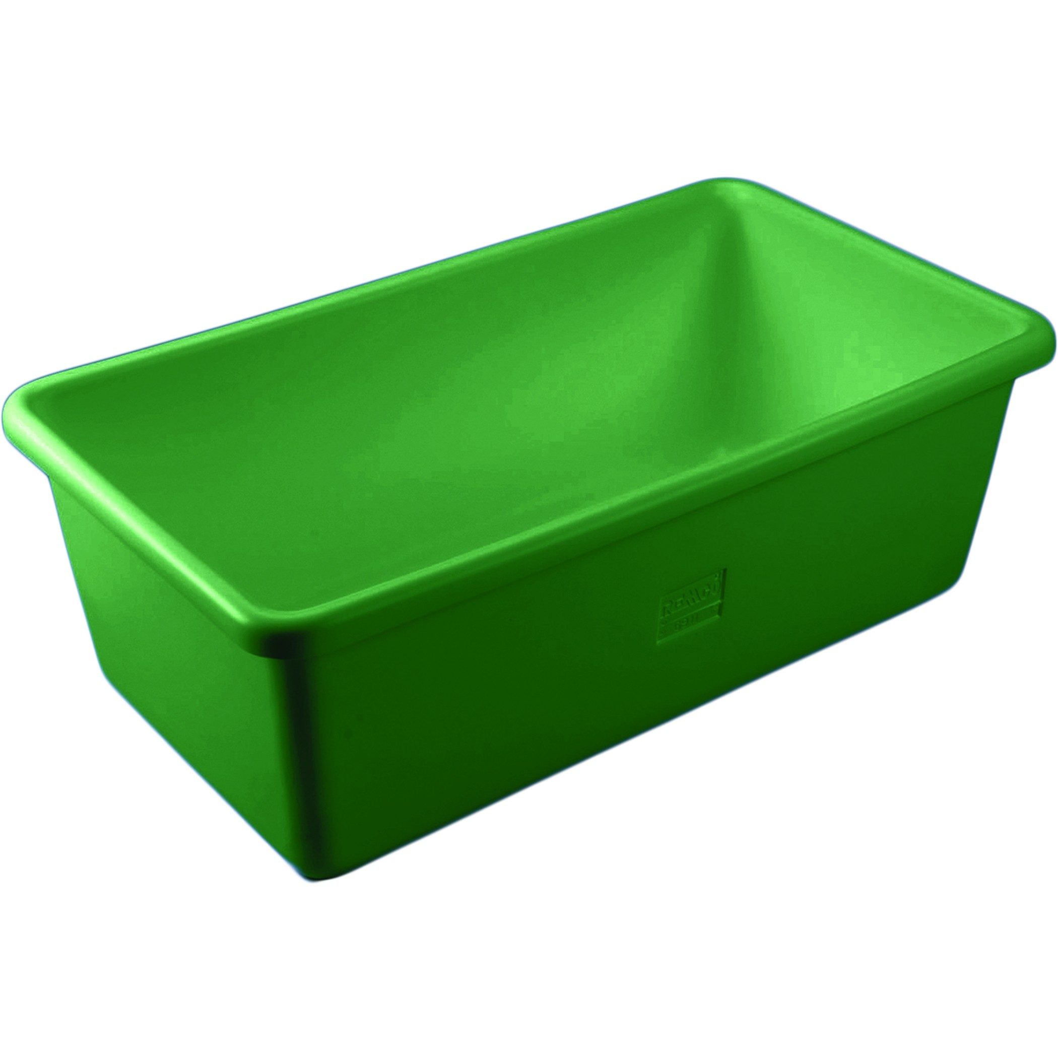 Rectangular Transport Storage Tubs With Or Without Drains   Premium Tubs  Available In White, Blue, Green, Red And Yellow   500 Lbs Capacity |  UltraSource ...
