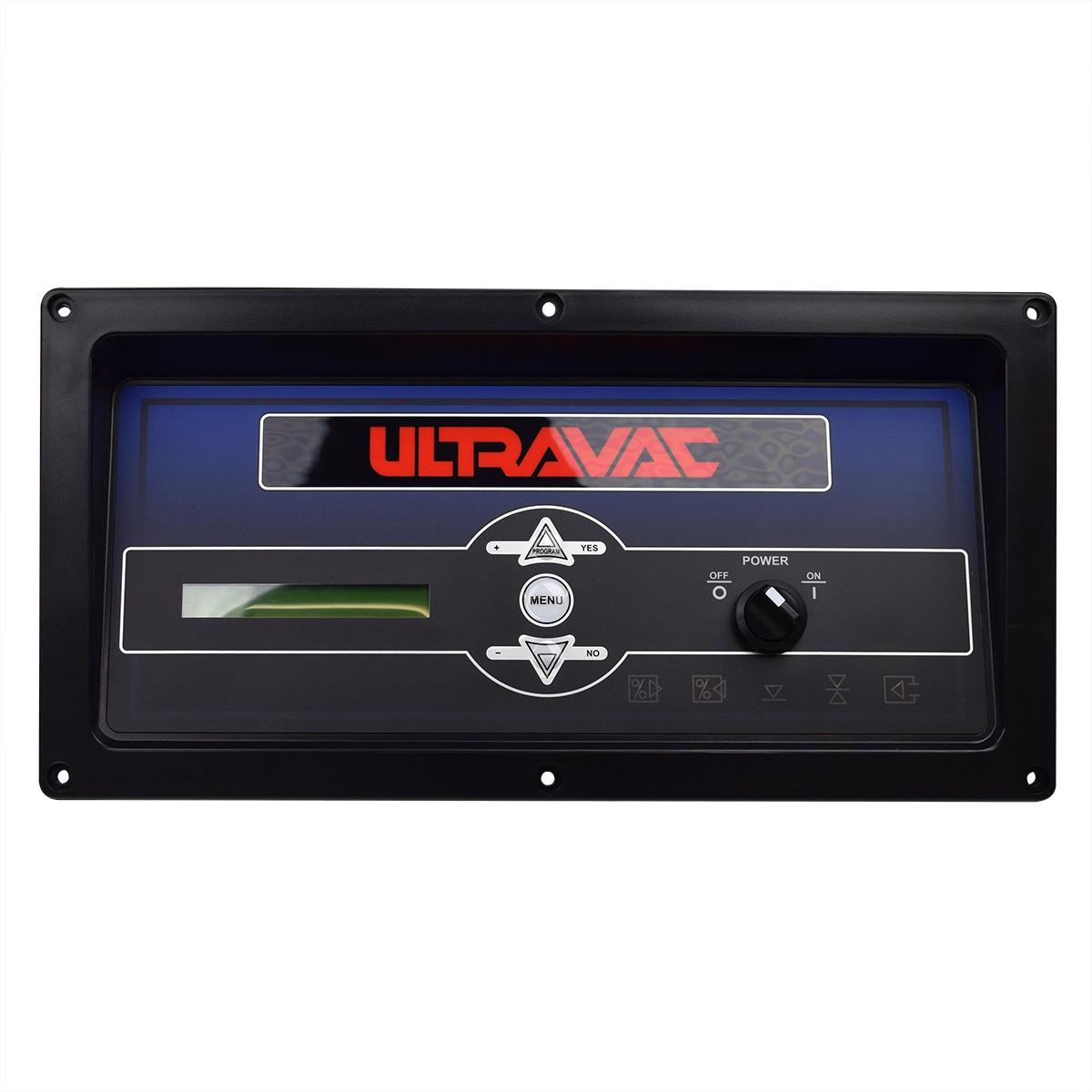 Digital Control Panel : Base ultravac digital control panel version xx
