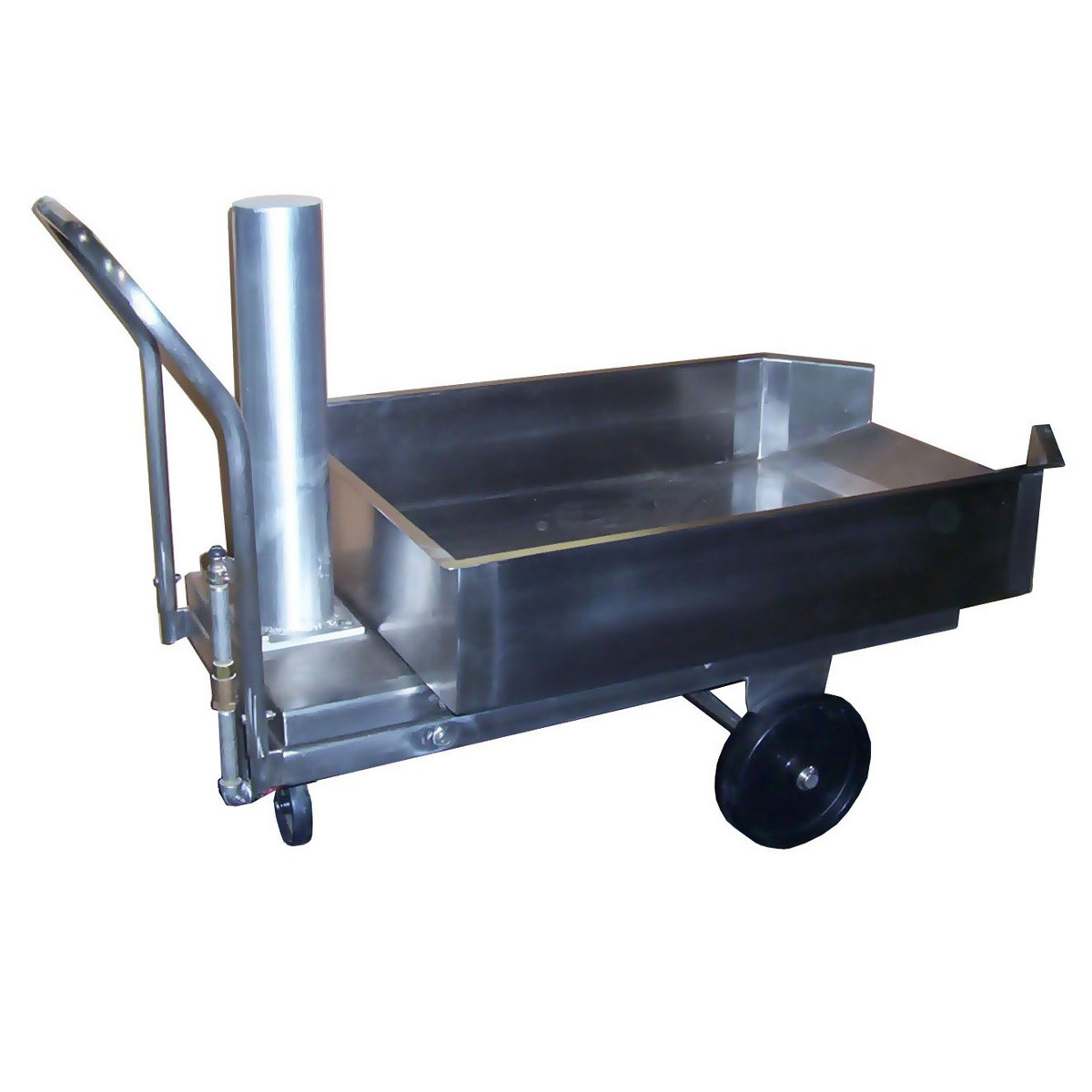 Elevating Offal Cart Ultrasource Food Equipment And