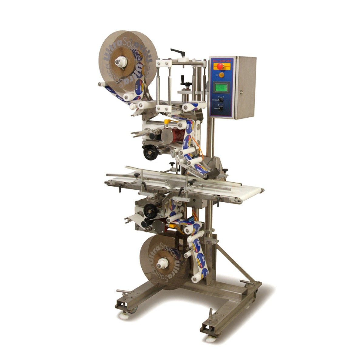 Posi 200 Labeling Machine For Top And/or Bottom Of