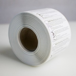 Safe Handling Labels Roll