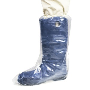 Disposable Clear Boot Cover