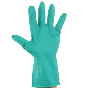 Ambidextrous Nitrile Gloves