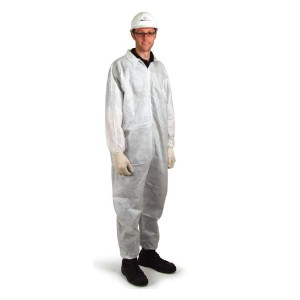 Premium Disposable Coverall - Case of 25