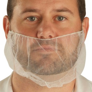 UltraSource Beard Guard - Honeycomb Material