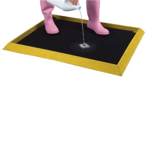 Disinfectant Boot Mat