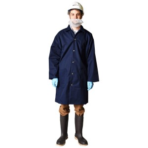 Color Smocks/Lab Coats-blue