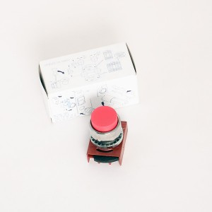 Push Button - Red for Lance Tumblers