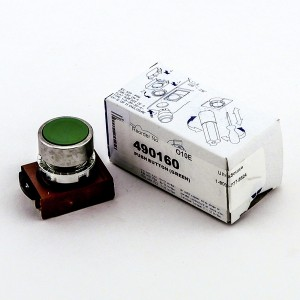Push Button - Green for UltraSource LT Vacuum Tumblers