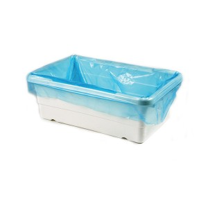 500110 Plastic Meat / Food Tote Liners