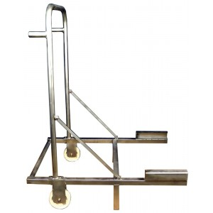 V-Edge Buggy Washer Stand